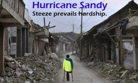 Armada providing hurricane survivors with clothing