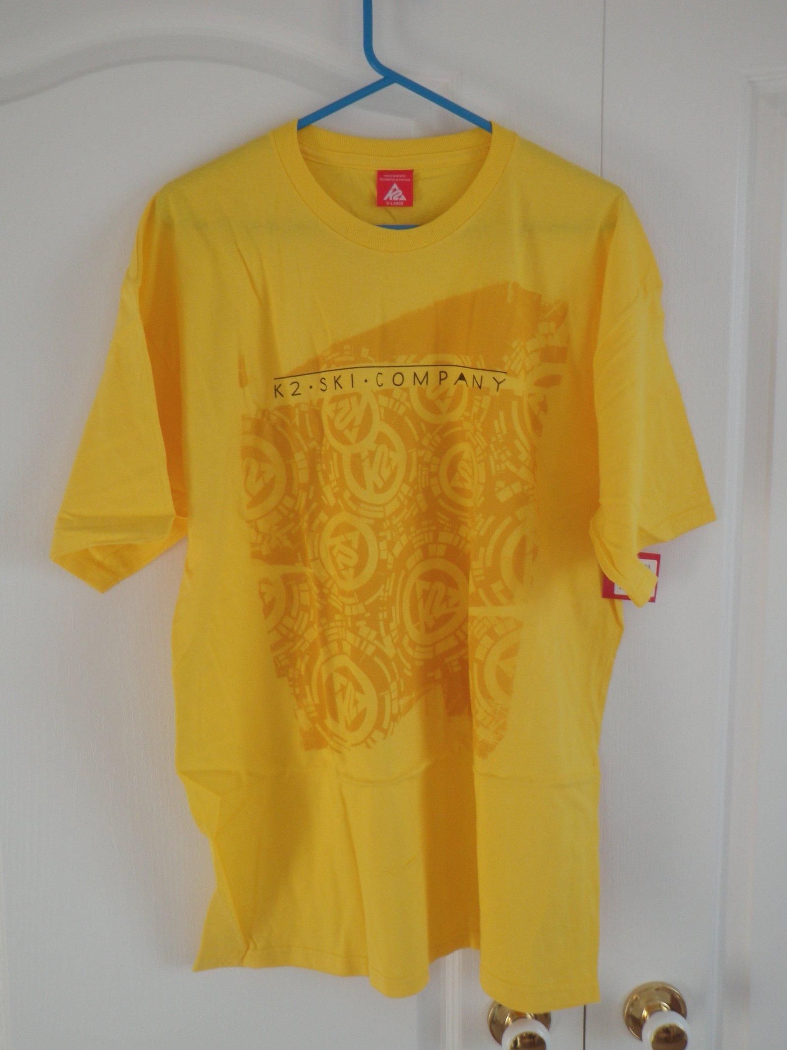 K2 yellow New XL