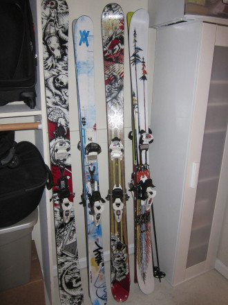 This year's quiver