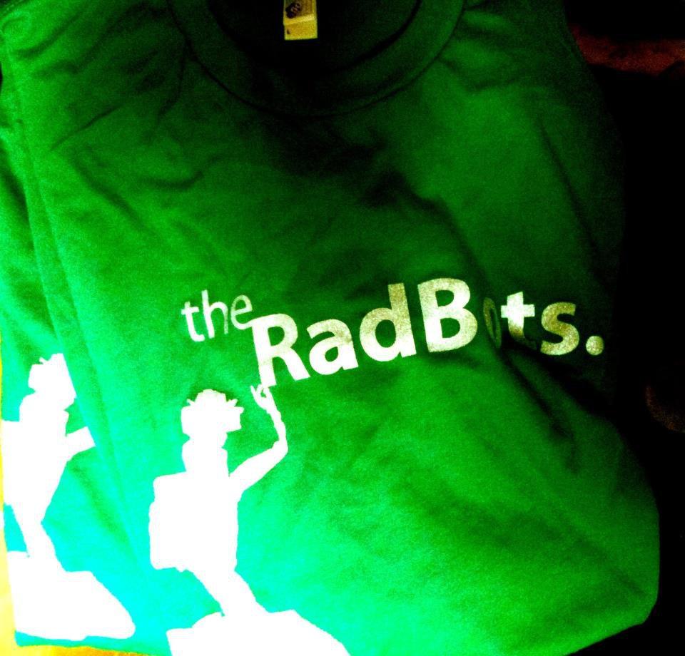 radbots shirts