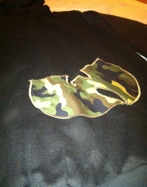 Wu Tang hoodie!
