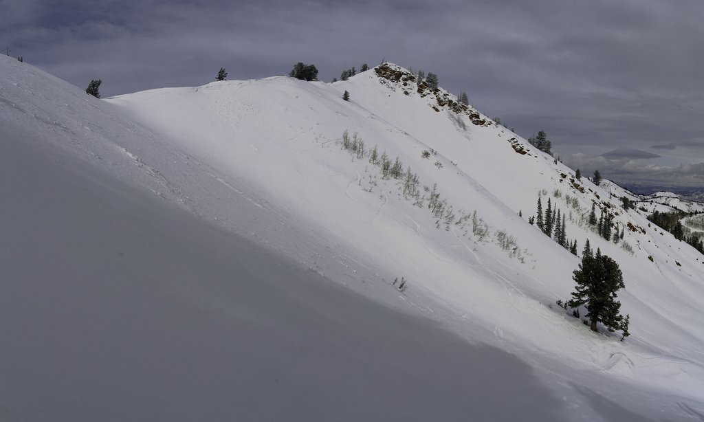 """Deer Valley """"Out of Bounds"""""""