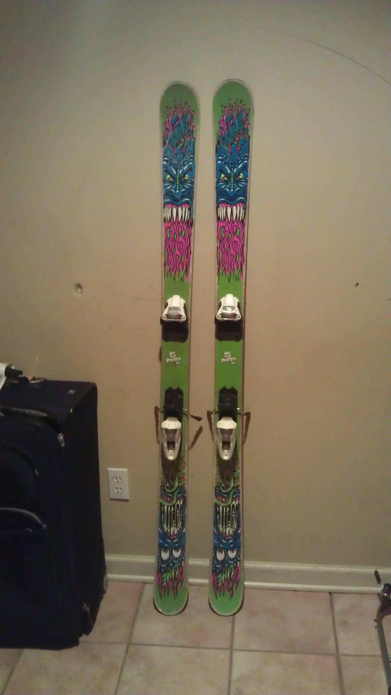 My Skiies