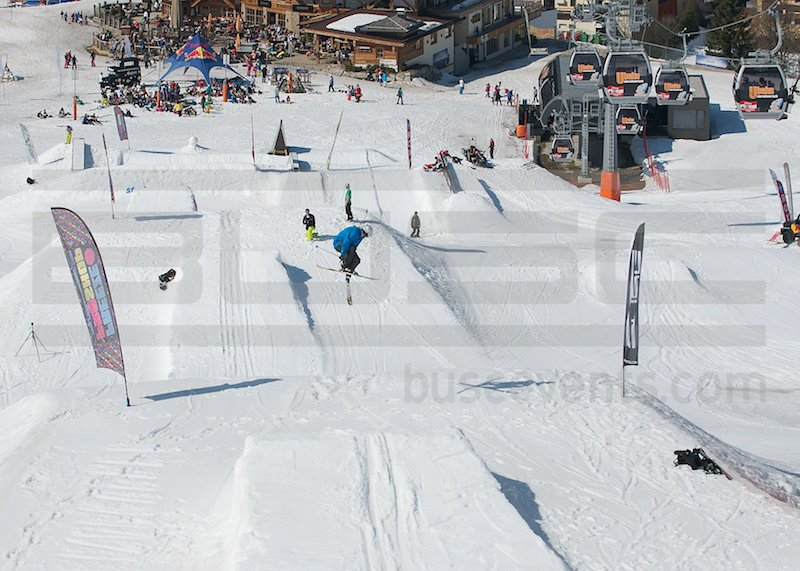 BUSC 2012 Slopestyle Finals