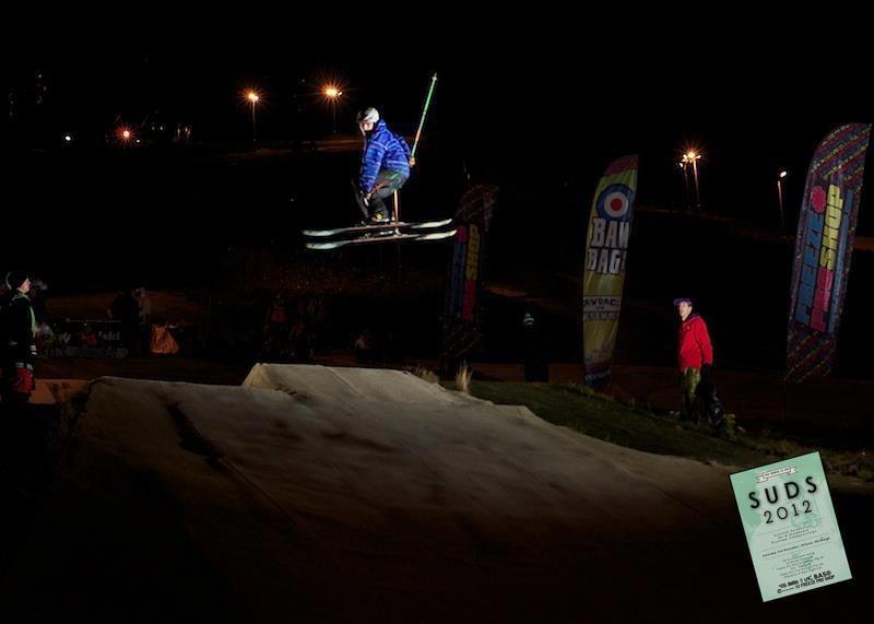 SUDS 2012 Big Air Finals