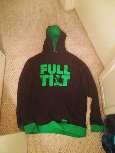 Full Tilt Color Block crop hoodie. Soft pullover hoodie with an Full Tilt Collegiate Cardigan. by Full Tilt. $ $ 19 FREE Shipping on eligible orders. Product Description Full Tilt Collegiate cardigan. Add a pop of prep to your autumn look Full Tilt Mens Pullover Hoodie Olive M.
