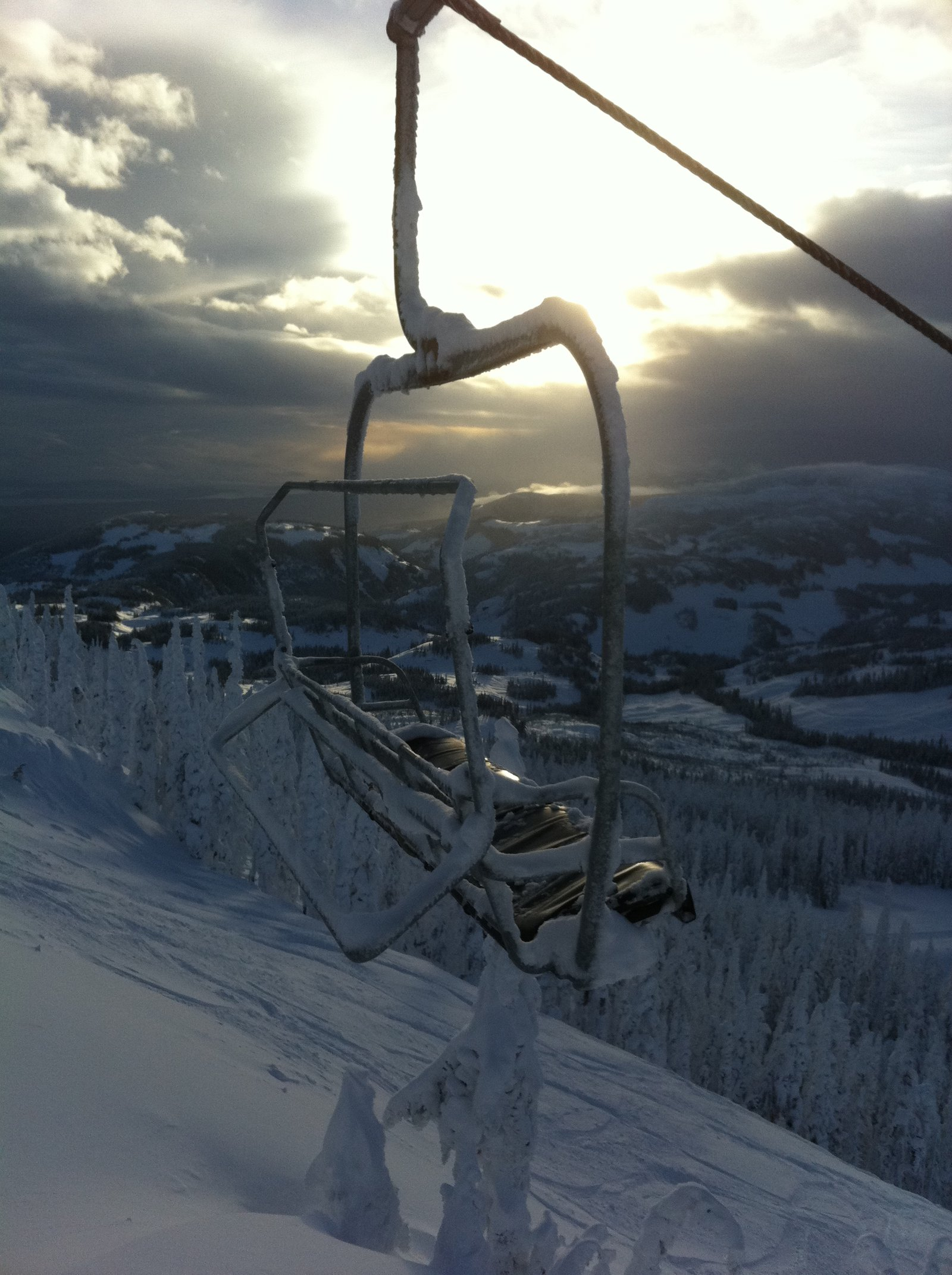 sunrise chair