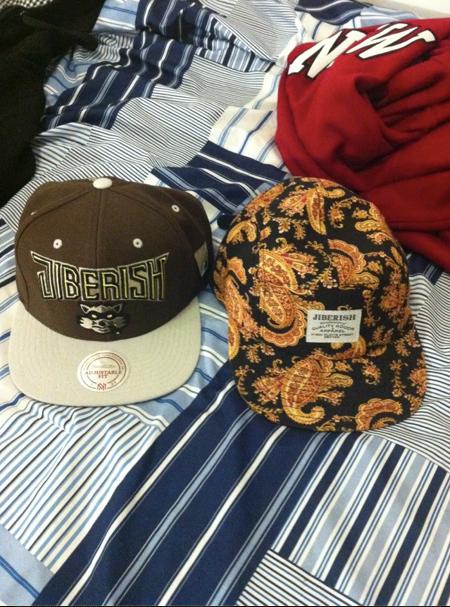 jiberish hats