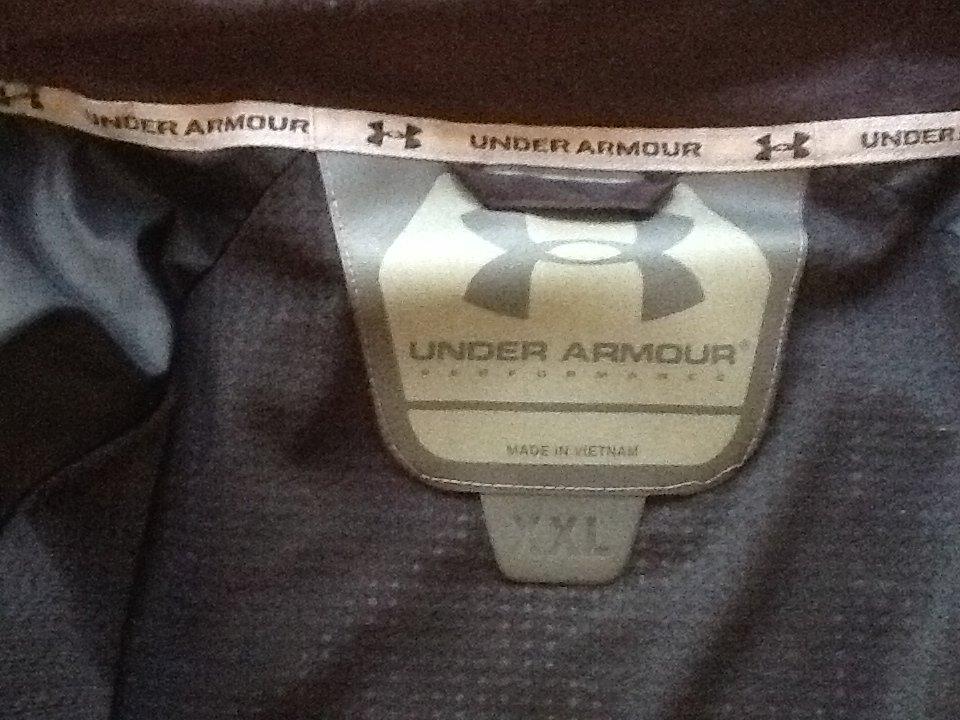 under arour 3