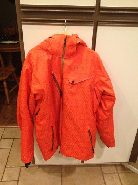 Rossignol Band 3D (Orange)