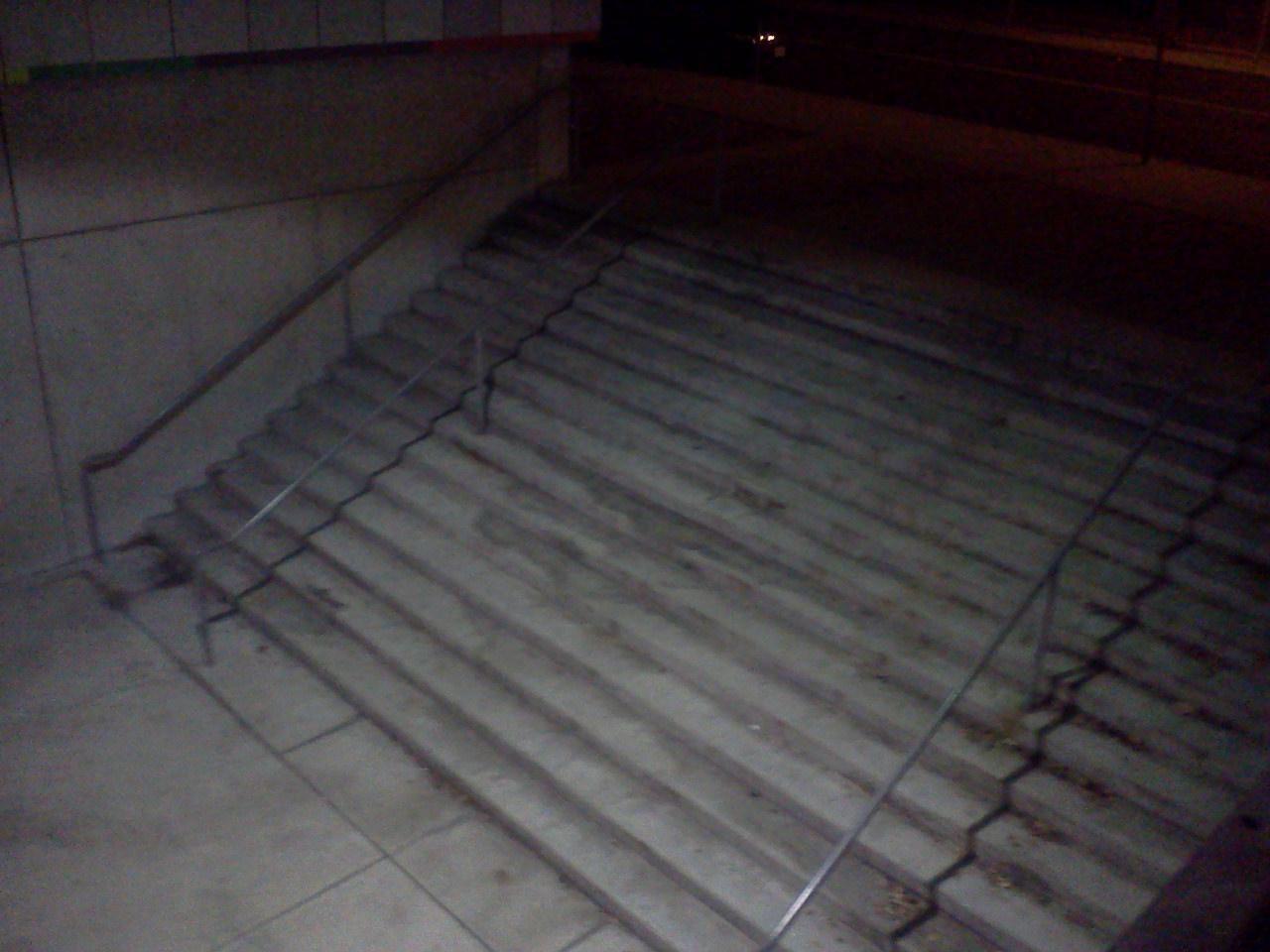 Sweet Night Rail at MIT