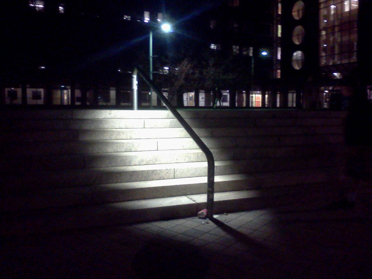 MIT rail night lights