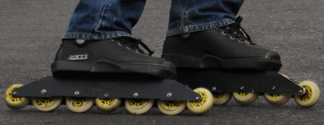 Dual wheelbase