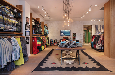 Quiksilver Launches Mountain Concept Stores In Vail And Park