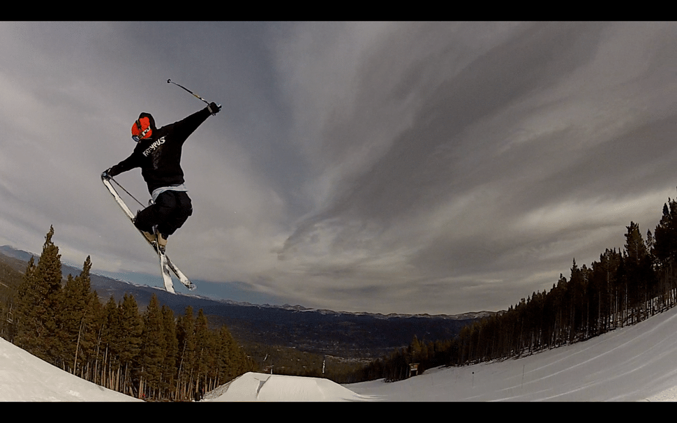 Lead Tail at Breck