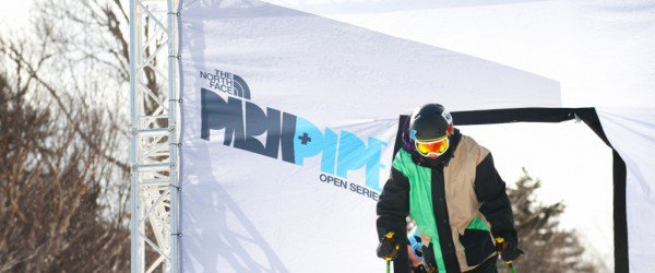 The North Face Park and Pipe Open Series Begins Next Weekend