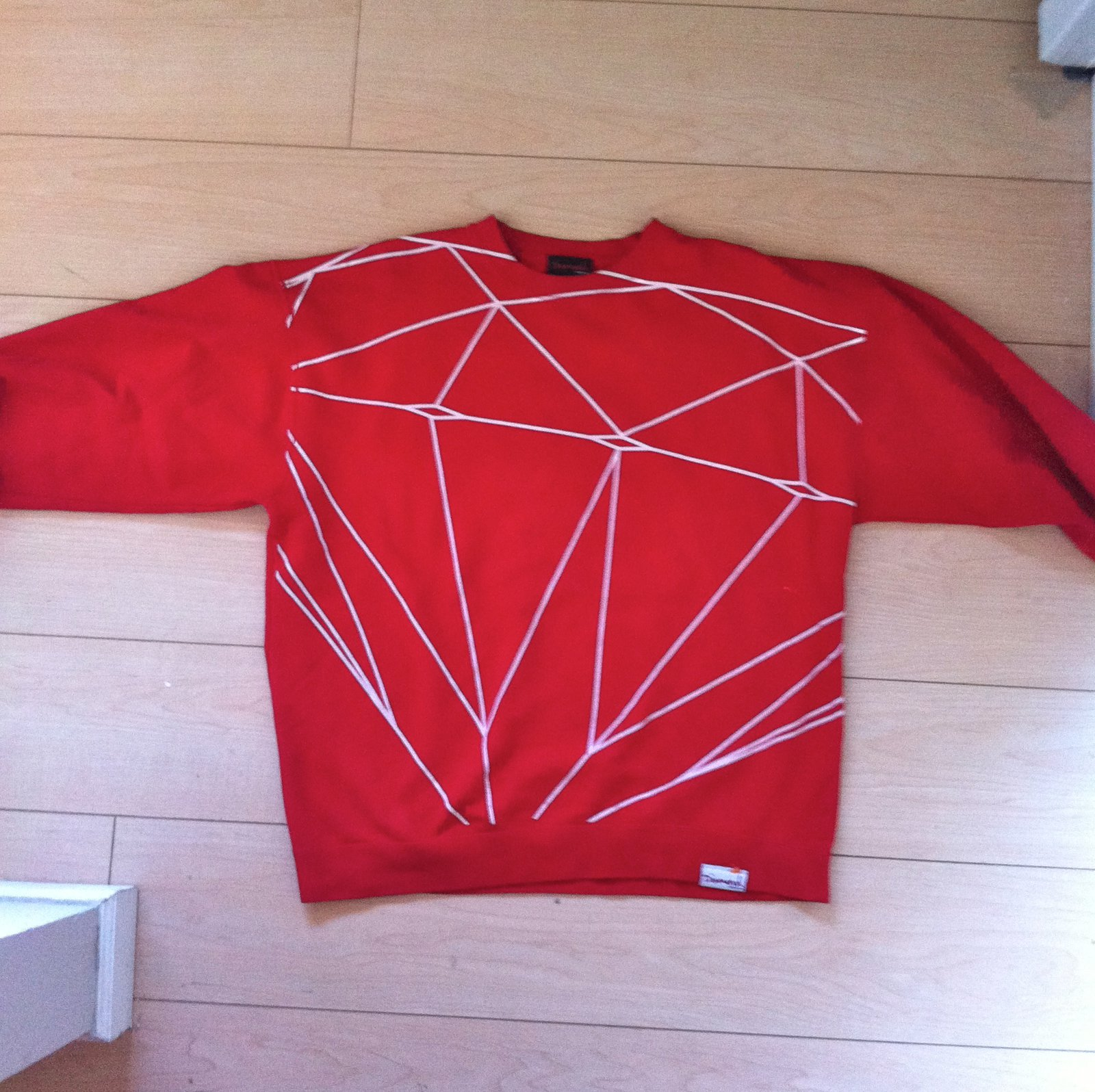 Diamond Supply Co Crewneck XL $50