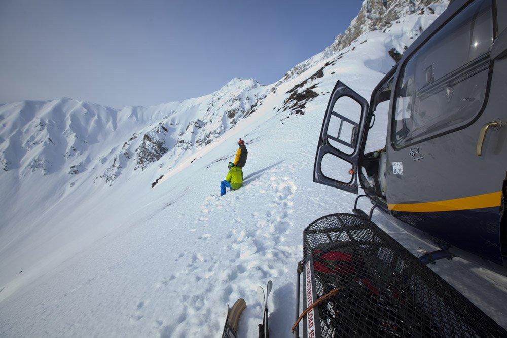 The Making Of Supervention: Alaska
