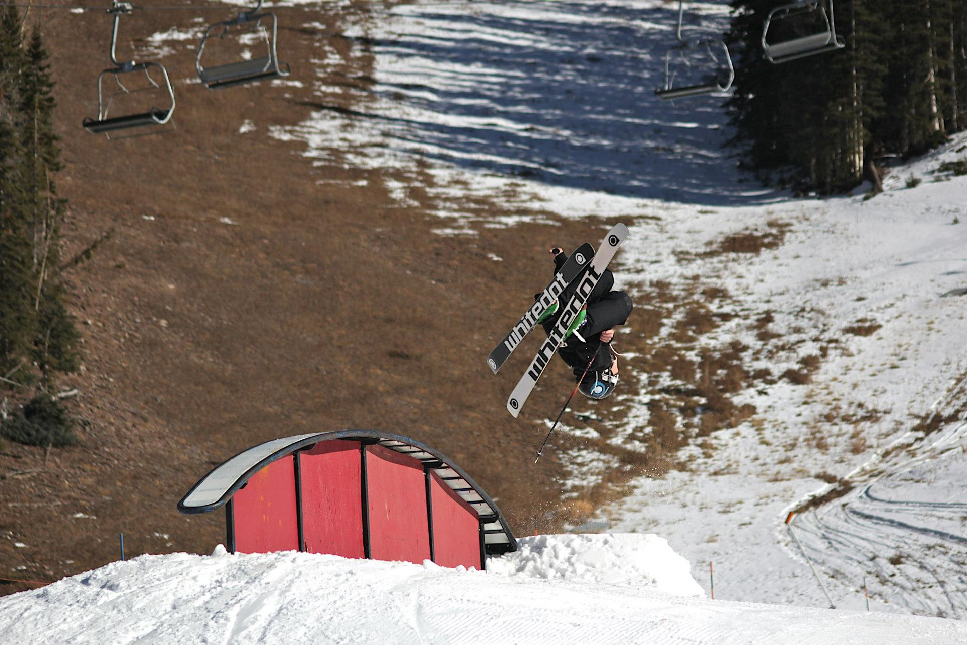 Telluride opening day
