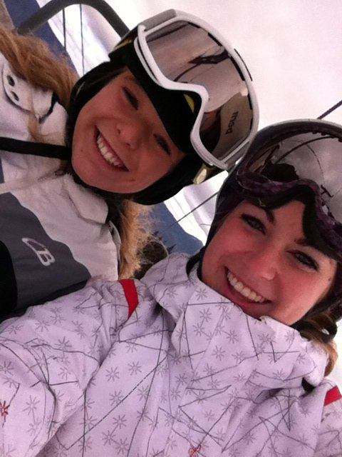 first chairlift selfie of da season