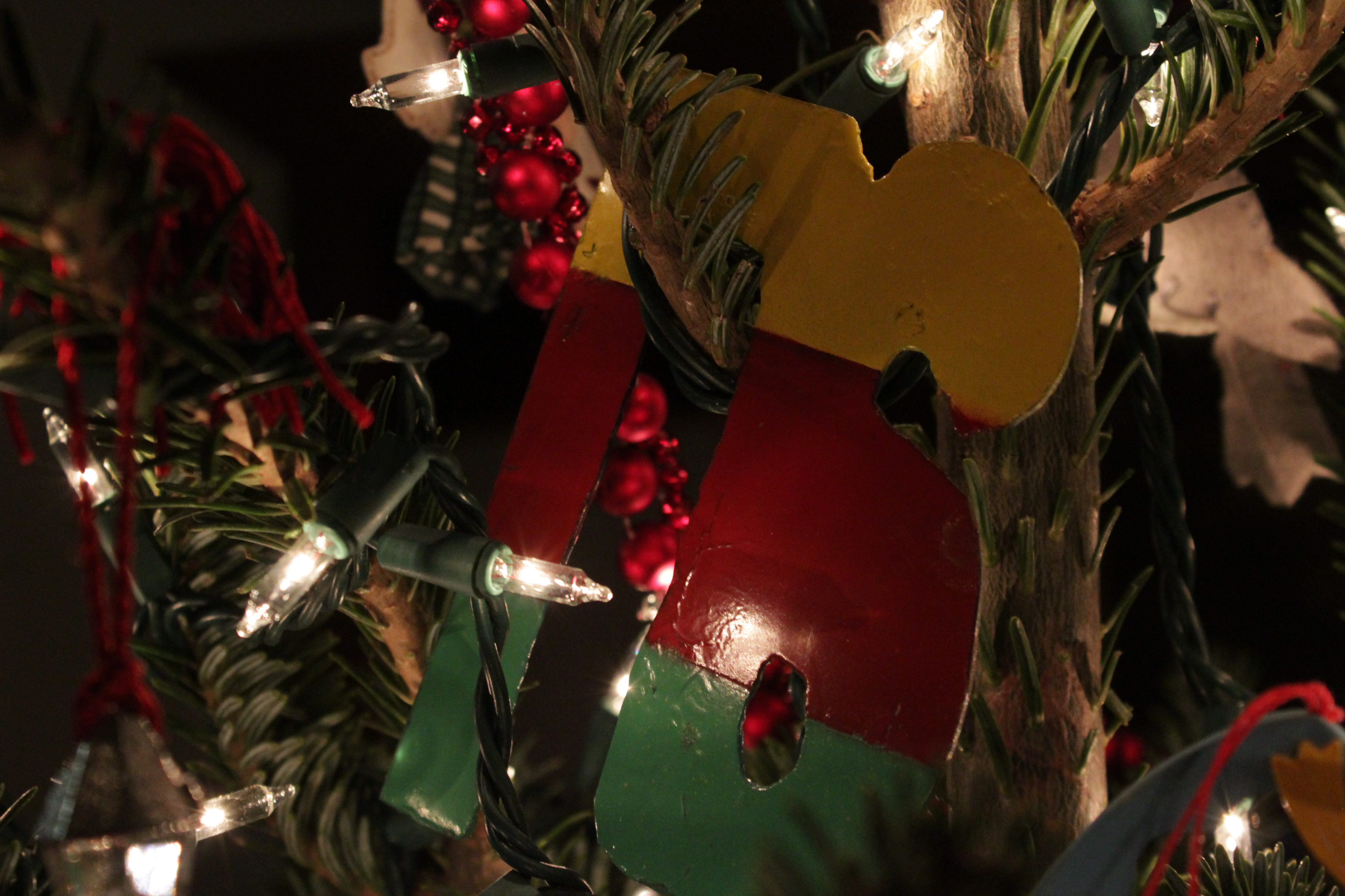 NS ornament