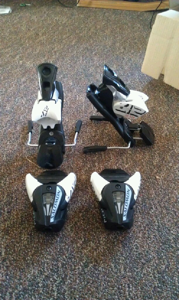 Salomon z12 ti bindings