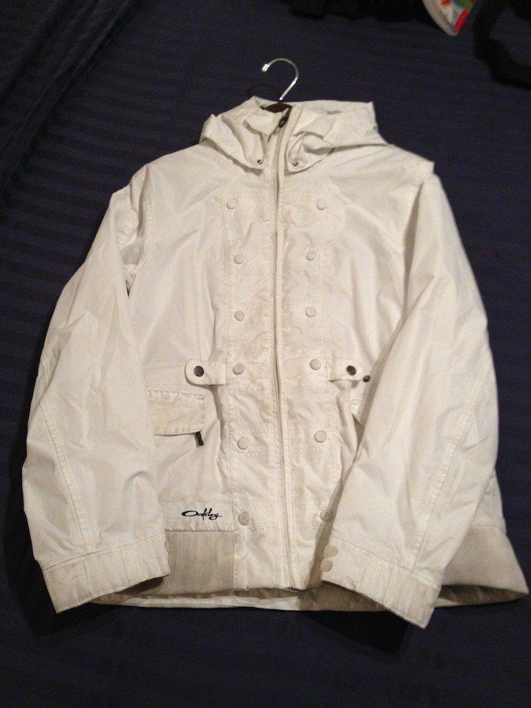 Oakely jacket