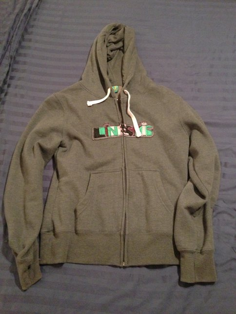 Line hoody