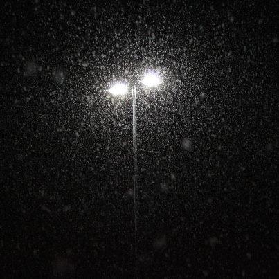 Puking at night