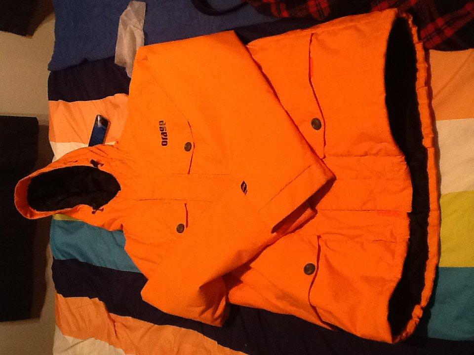Orage Jacket
