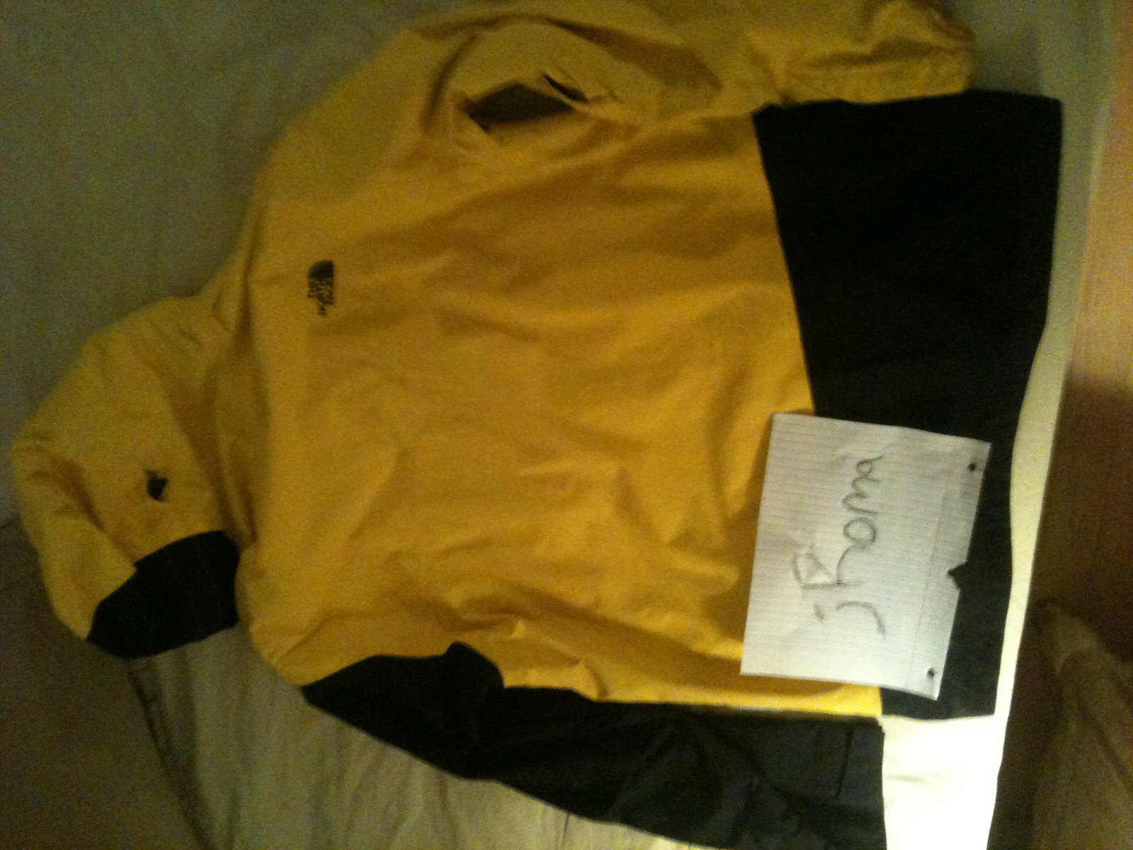 FOR SALE, North face Gonzo Jacket