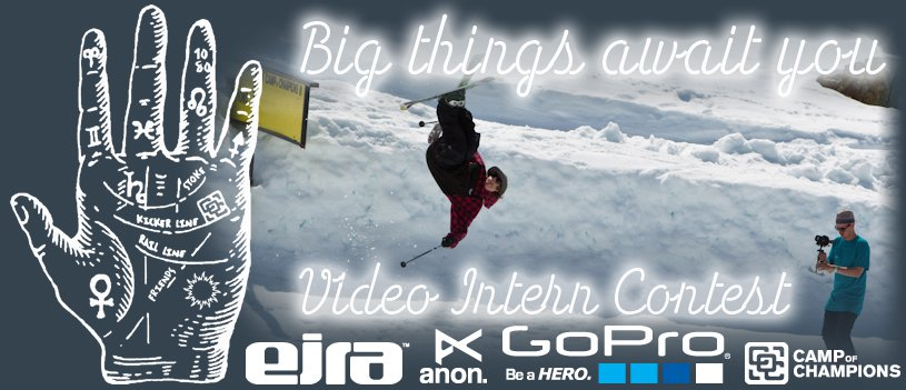 Camp of Champions Video Intern Contest