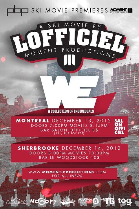 LOFFICIEL Premieres