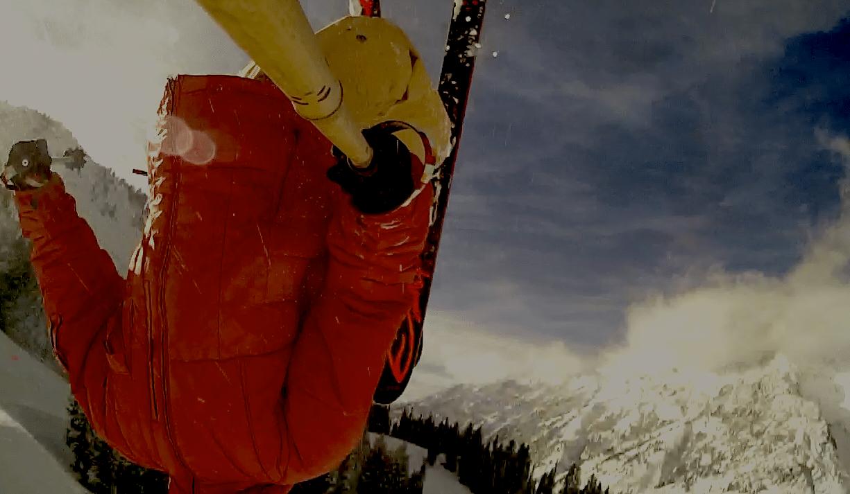 Backflip Selfie