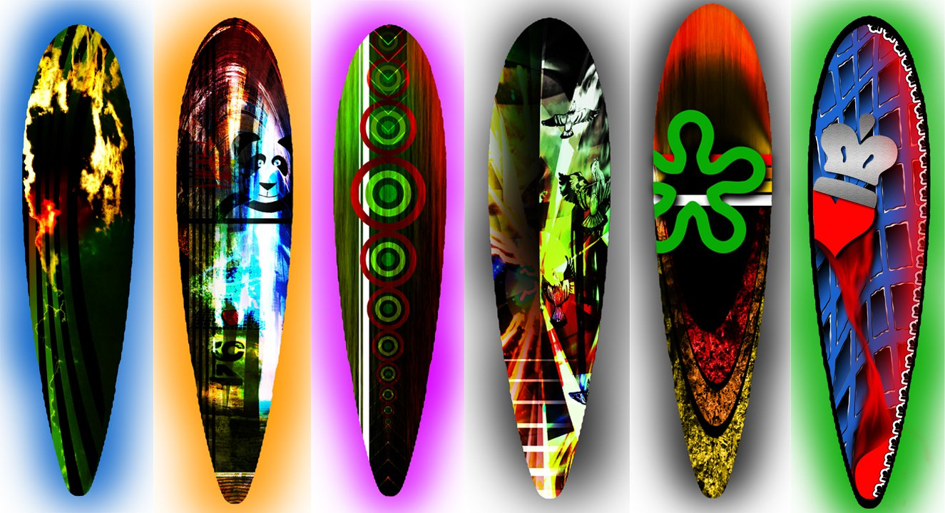 Long BoardyDesigns