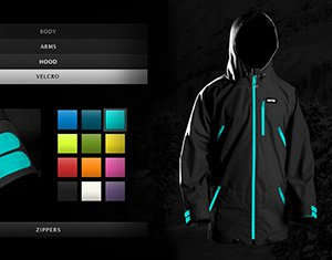 NWT3K Introduces New Level of Customization to the Outerwear Industry