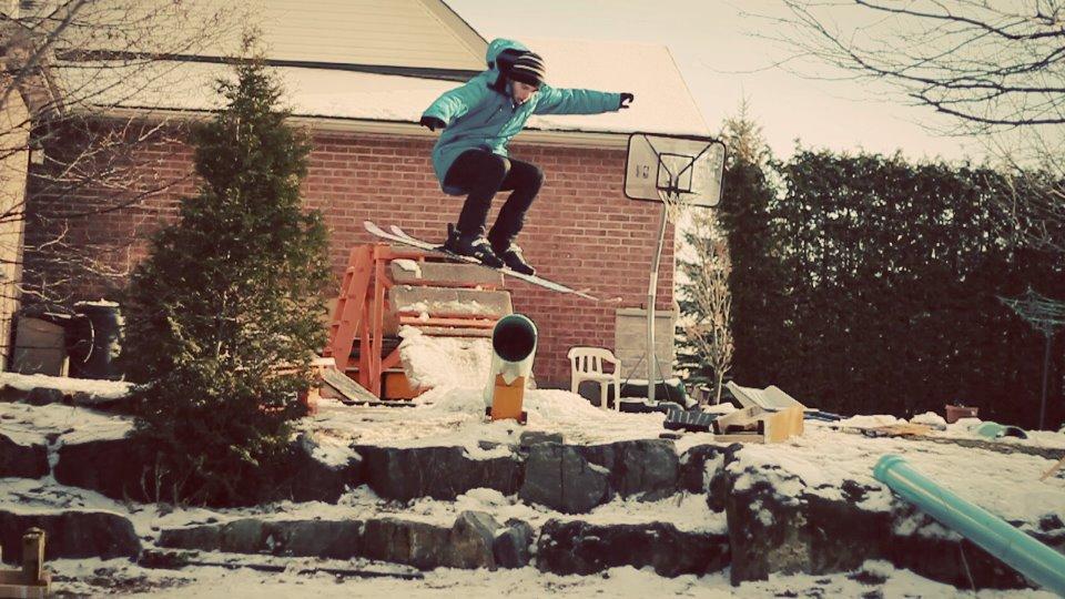 Backyard Canon Drop