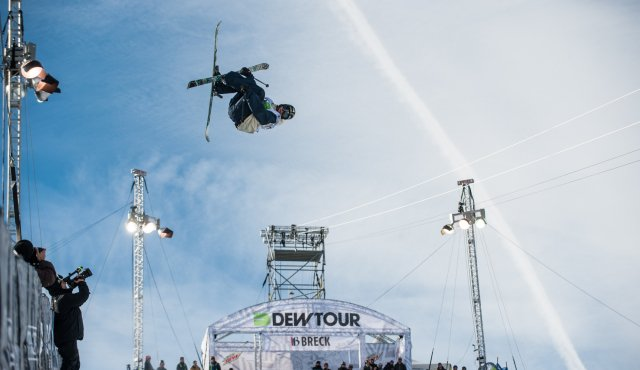 Dew Tour Men's Ski Halfpipe Semi-Finals