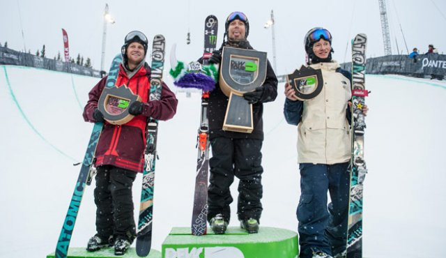 Dew Tour Men's Ski Halfpipe Finals
