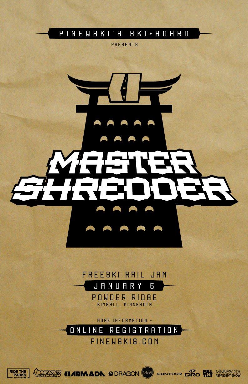 Master Shredder returns
