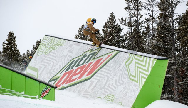 Dew Tour Men's Ski Slopestyle Semi-Finals