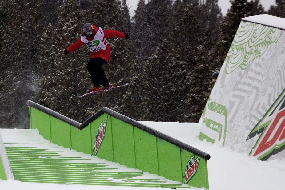 Dew Tour Women's Ski Slopestyle Semi-Finals