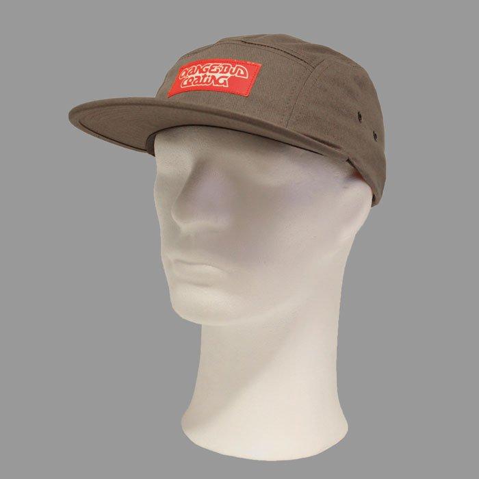Logotype Camp Cap