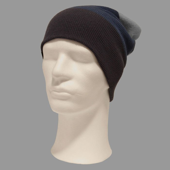 Triple Bar Beanie Baggy