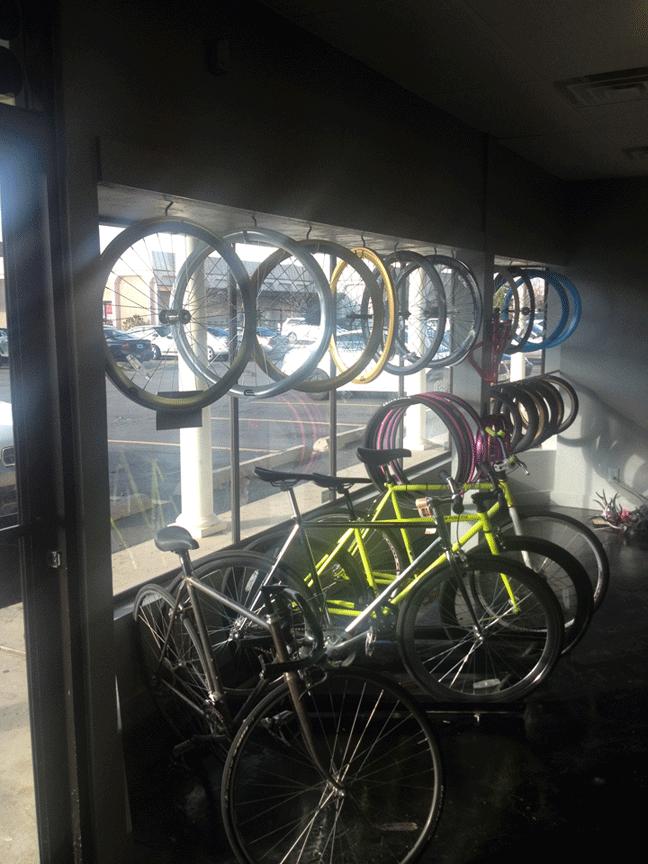 bikes at ratking