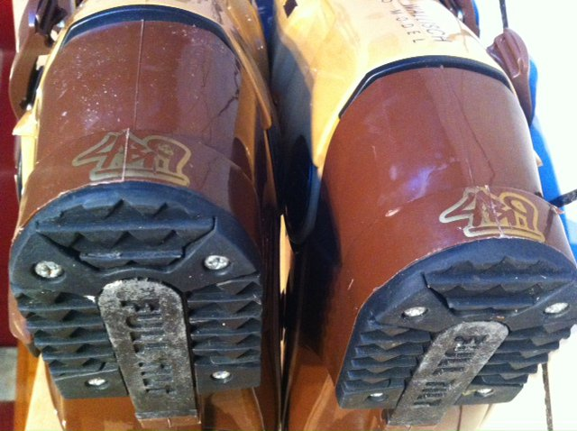 Hot Doggers Heels