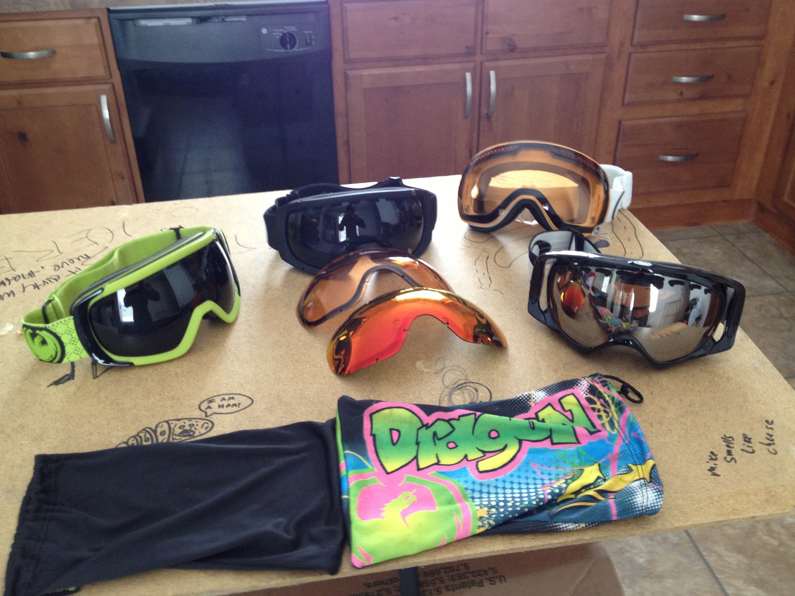 Goggles for sale