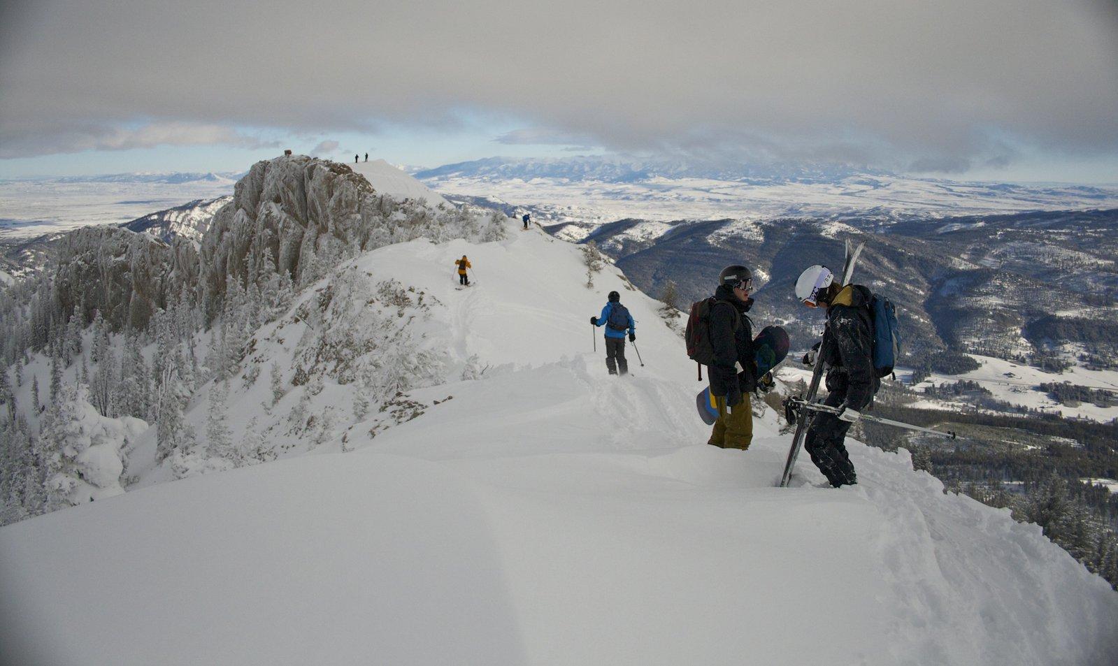 Last weekend on the Ridge...