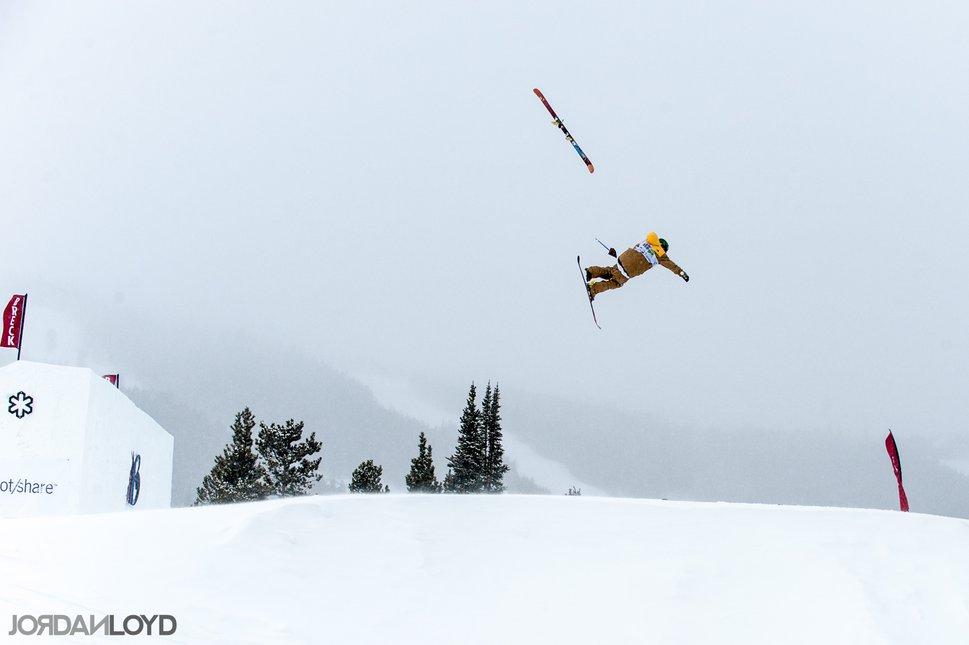 Tom Wallisch Runaway Ski