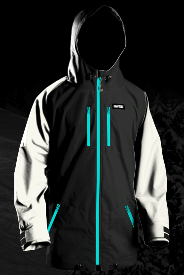 NWT3K Custom Jacket
